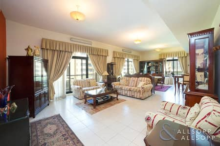 4 Bedroom Flat for Sale in The Greens, Dubai - Rare Four Bedrooms | Study Area | Al Jaz 4