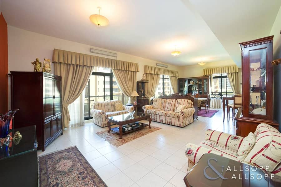 Rare Four Bedrooms | Study Area | Al Jaz 4