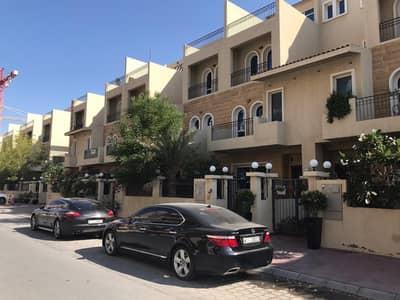 فیلا 4 غرف نوم للايجار في قرية جميرا الدائرية، دبي - Huge & Spacious | 4 Bed Room |Maids Room