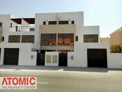 4 Bedroom Villa for Rent in Mirdif, Dubai - Best Offer In Town! 4 Bedroom + Private swimming  villa for Rent