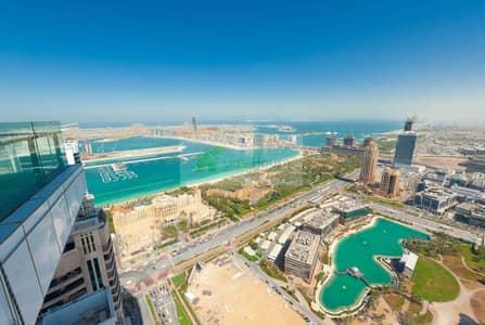 شقة 4 غرف نوم للبيع في دبي مارينا، دبي - Duplex | 01 Series | High Floor | Pvt Pool