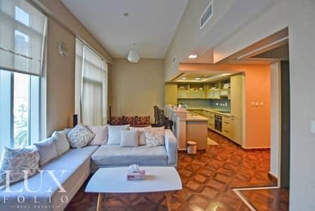 فلیٹ 1 غرفة نوم للبيع في وسط مدينة دبي، دبي - Priced to Sell|Fully Upgraded|Vacant|BLVD View