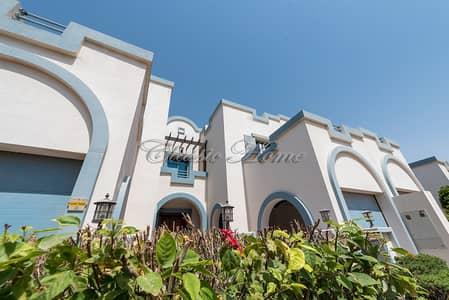 4 Bedroom Villa for Rent in Dubailand, Dubai - 4 B/R Aegean Style Town House @ Falcon City