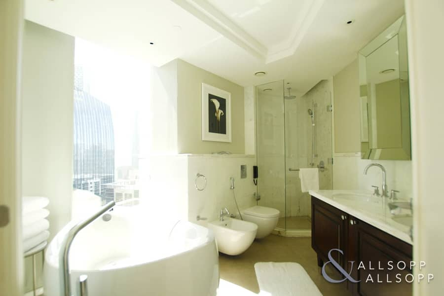 10 Burj Khalifa View | Furnished | 2 Bedrooms