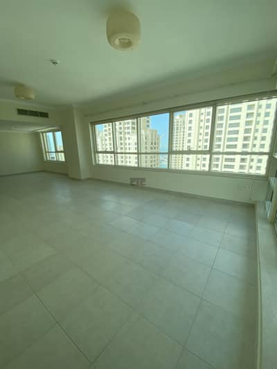3 Bedroom Apartment for Rent in Dubai Marina, Dubai - MARINA QUAYS WEST 3 BED ROOM + MAIDS WITH FULL SEA VIEW @215