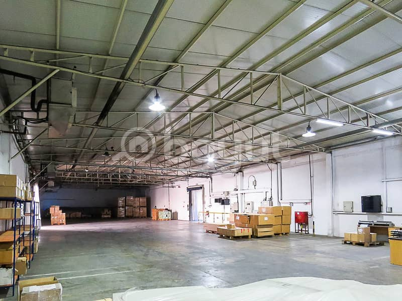 Direct from Owner / Warehouse For Rent