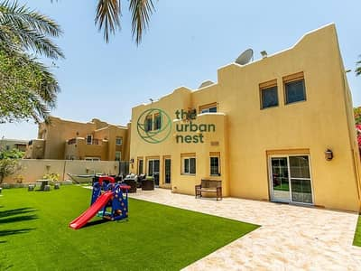 فیلا 5 غرف نوم للبيع في المرابع العربية، دبي - EXCLUSIVE | Reduced Price | Upgraded Type 15