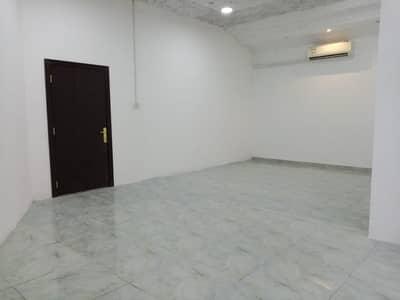 Brand new 1bhk apt big living hall room with big bathroom for rent baniyas