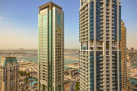 Panoramic Marina and Sea View . Large 2bed