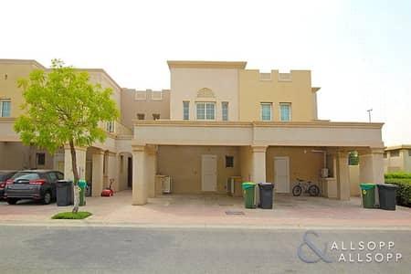 فیلا 2 غرفة نوم للايجار في الينابيع، دبي - 2 Beds | Unfurnished | Study And Utility