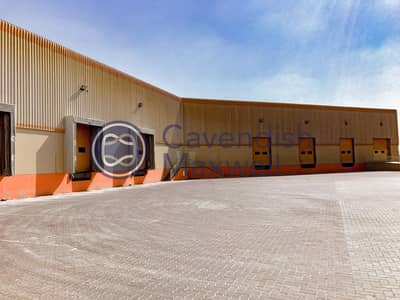 Warehouse for Rent in Technology Park, Dubai - Massive Cold Storage Facility I Large Plot I NIP