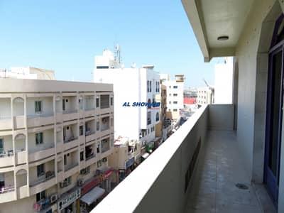 فلیٹ 1 غرفة نوم للايجار في بر دبي، دبي - Beautiful 1 Bhk with Big Balcony near Hyde Park Hotel Burdubai