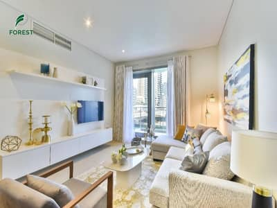 شقة 1 غرفة نوم للبيع في دبي مارينا، دبي - Ready New 1 BR with Full Marina View No Commission