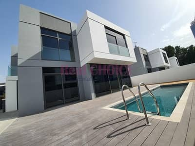 فیلا 4 غرف نوم للايجار في الصفوح، دبي - Modern   High Quality   Private Pool   Gated Comm