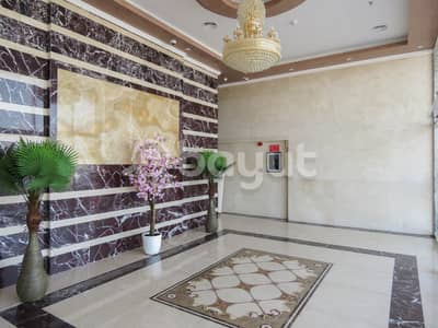 1 Bedroom Apartment for Rent in Al Jurf, Ajman - Apartment room and lounge first inhabitants without commission direct from the owner