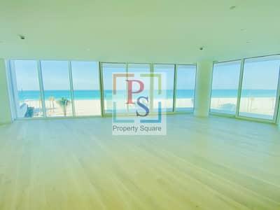 فلیٹ 3 غرف نوم للايجار في جزيرة السعديات، أبوظبي - 13 Months| Panoramic Sea View| Brand New Apt
