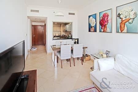شقة 1 غرفة نوم للبيع في دبي مارينا، دبي - Upgraded Kitchen | Low Floor | 1.5 Baths