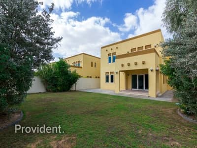 فیلا 3 غرف نوم للبيع في جميرا بارك، دبي - Heritage 3BR Large with Big Plot    Vacant Soon