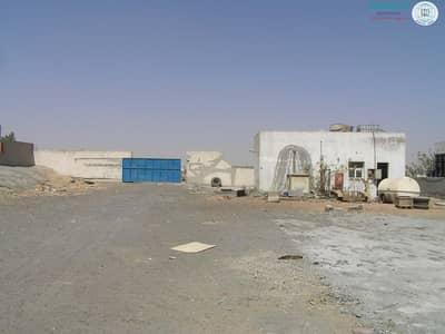 ارض تجارية  للايجار في السجع، الشارقة - 20000 Sqft OPEN LAND IN SAJAA AREA