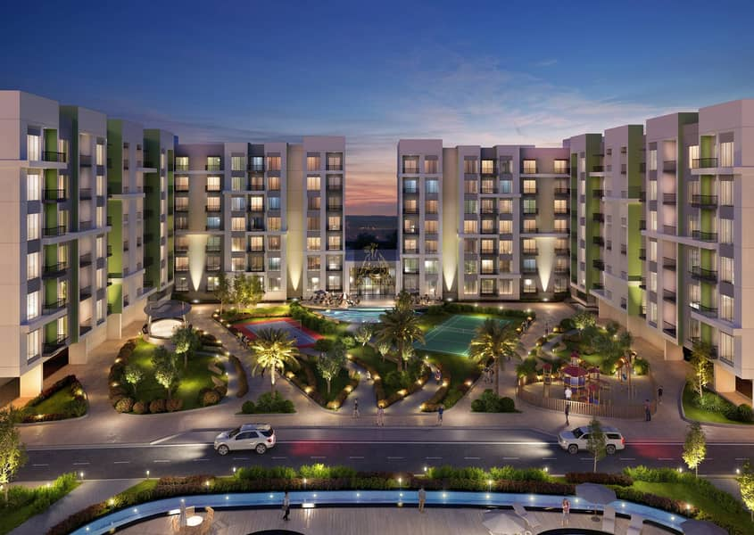 2BR Apartment For Sale In Olivz At Warsan