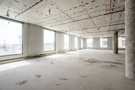 Brand New | Half Floor | Shell and Core