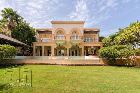 6 Bedroom Villa for Sale in Emirates Hills, Dubai - Full Lake View. Exclusive. Price Reduced.