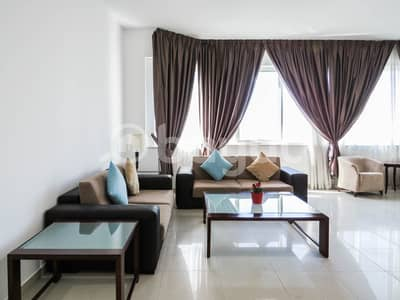 2 Bedroom Apartment for Rent in Al Najda Street, Abu Dhabi - Bright and Spacious Apartment
