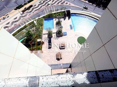 1 Bedroom Flat for Sale in Al Reem Island, Abu Dhabi - Amazing 1 BR Apartment in Marina Blue Tower