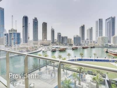 شقة 1 غرفة نوم للايجار في دبي مارينا، دبي - Brand New Fully Furnished 1 B/R with Marina View