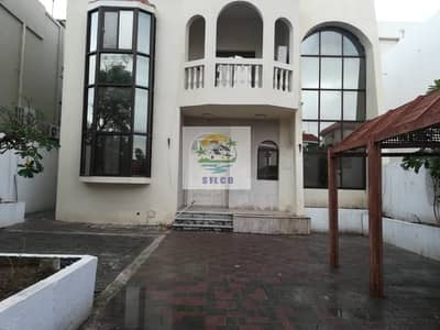 7 Bedroom Villa for Rent in Al Rawdah, Abu Dhabi - Large Villa with 2 car garage inside