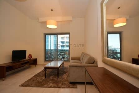 1 Bedroom Flat for Rent in Dubai Sports City, Dubai - F.  Furnished | High Floor |  Community Views