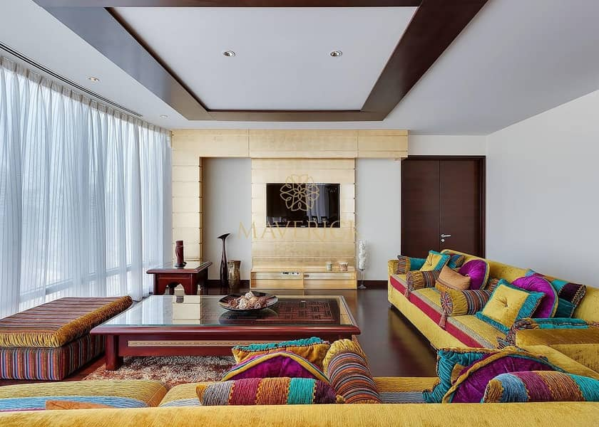 2 Fountain View 2BR | Fully Furnished | Burj Khalifa
