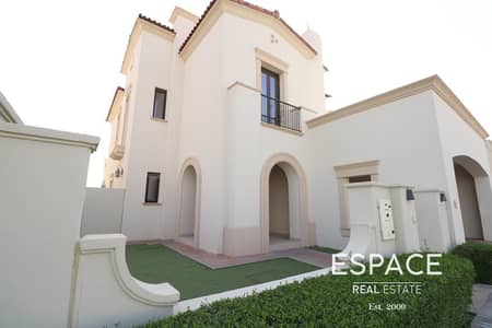 3 Bedroom Villa for Rent in Arabian Ranches 2, Dubai - Spacious 3 Beds with a Landscaped Garden
