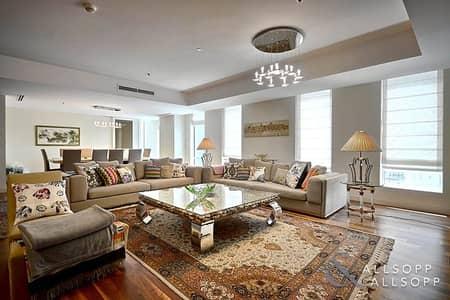 فلیٹ 4 غرف نوم للبيع في مركز دبي المالي العالمي، دبي - 4 Bedroom | Study | Utility | Maids Room