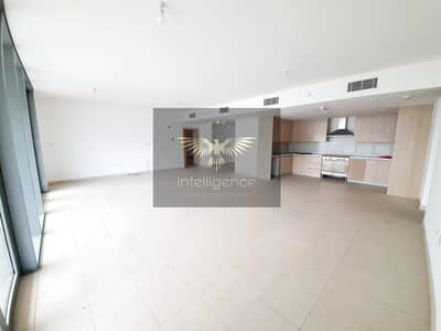4 Bedroom Apartment for Rent in Al Raha Beach, Abu Dhabi - Huge Layout Vacant Unit w/ Maid`s and Study Room!