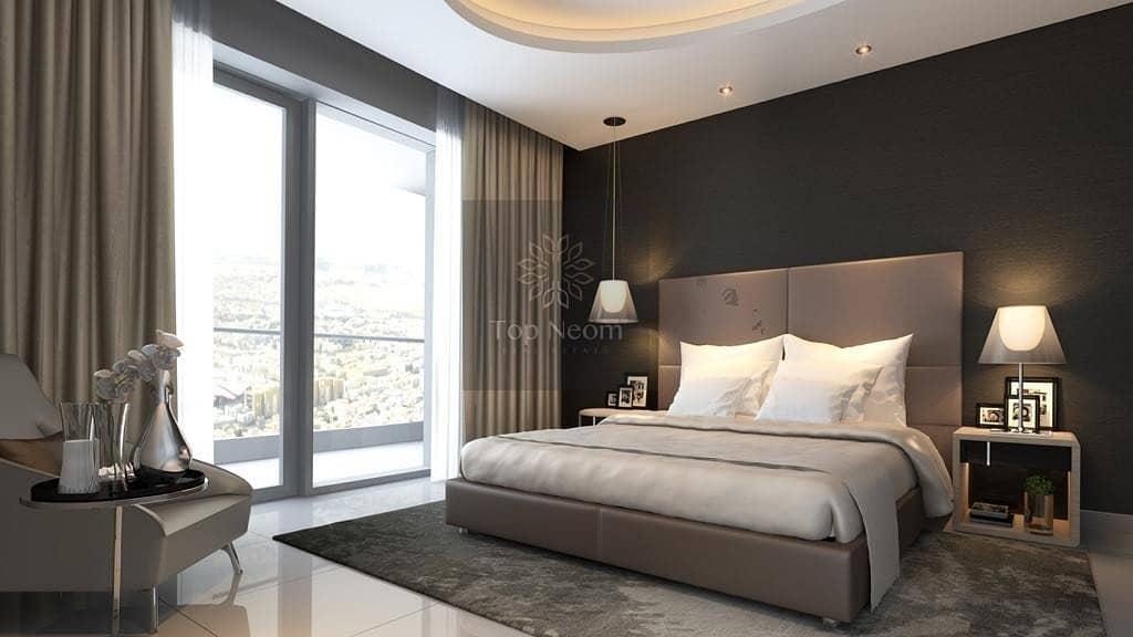 The Bestest Oppr to Invest in Luxury 5-Star Hotel  Paramount Damac