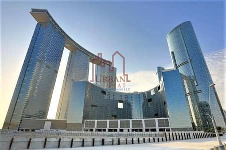 2 Bedroom Flat for Rent in Al Reem Island, Abu Dhabi - Huge and modern 2BR+M w/ bright layout