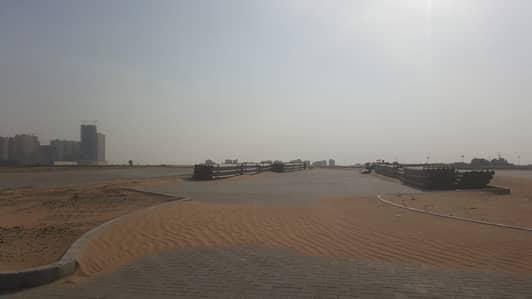 Plot for Sale in Al Aaliah, Ajman - Own commercial land 2755 sq. feet in Al Aalia