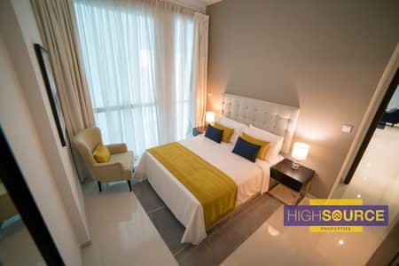 فلیٹ 1 غرفة نوم للبيع في مدينة دبي للإنتاج، دبي - Midtown by Deyaar-Ready 1 Bed with 5 Years Payment Plan..