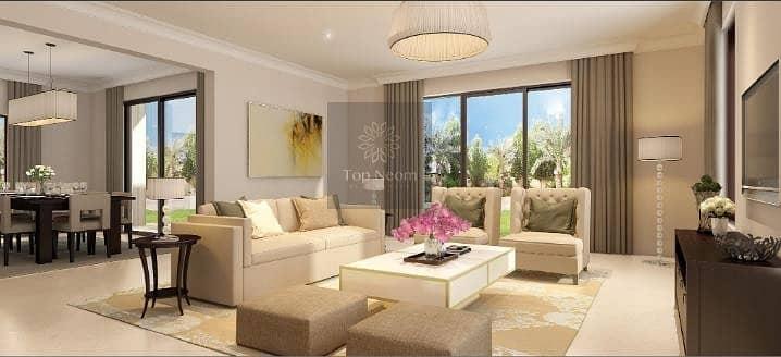 2 Convenient Installment Luxury Villa within Arabian Ranches