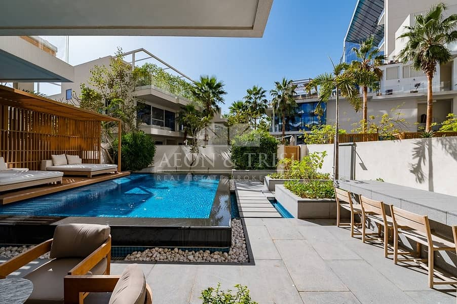 2 Private Pool and Garden | Largest and Rare Unit I Must See