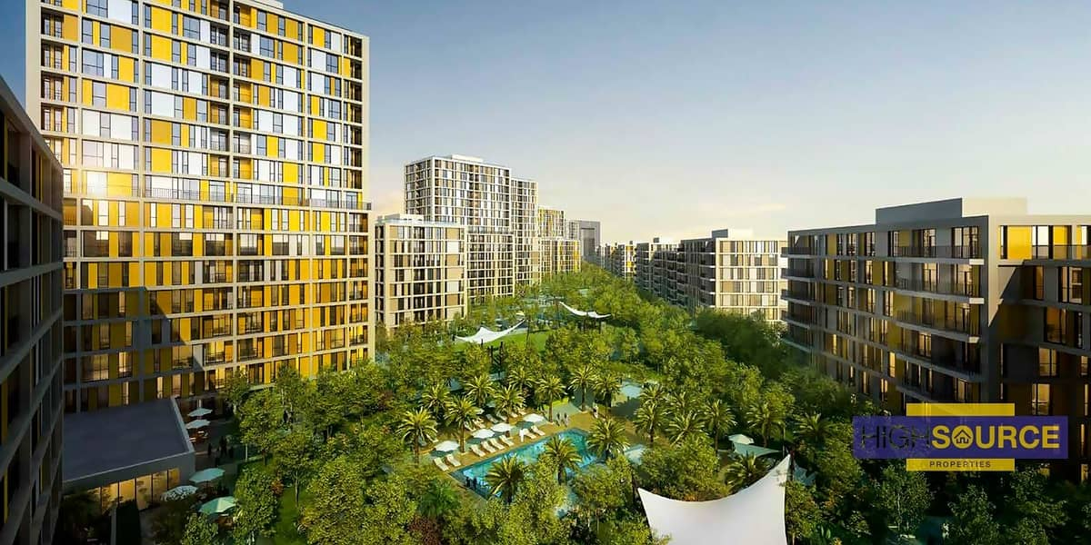 Brand New-1 BHK-Ready to Move-On 5 Years Payment Plan.