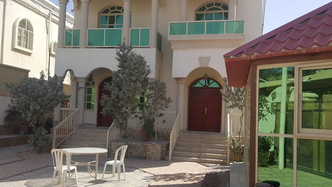 6BHK VILLA  G+1 AVAILABLE FOR  SALE  AL MOWAIHAT3 AJMAN UAE