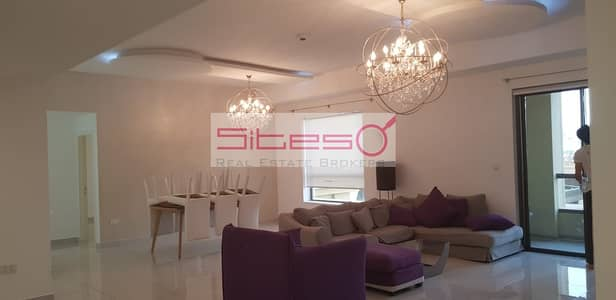 4 Bedroom Flat for Sale in Jumeirah Beach Residence (JBR), Dubai - Fully Upgraded  Sea view apartment
