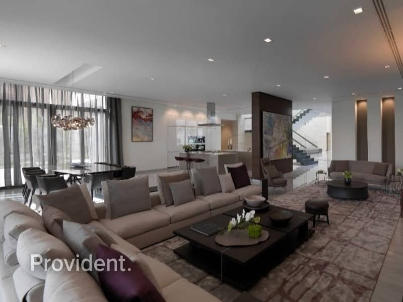 2 Luxury 7 B/R Contemporary Mansion   District One