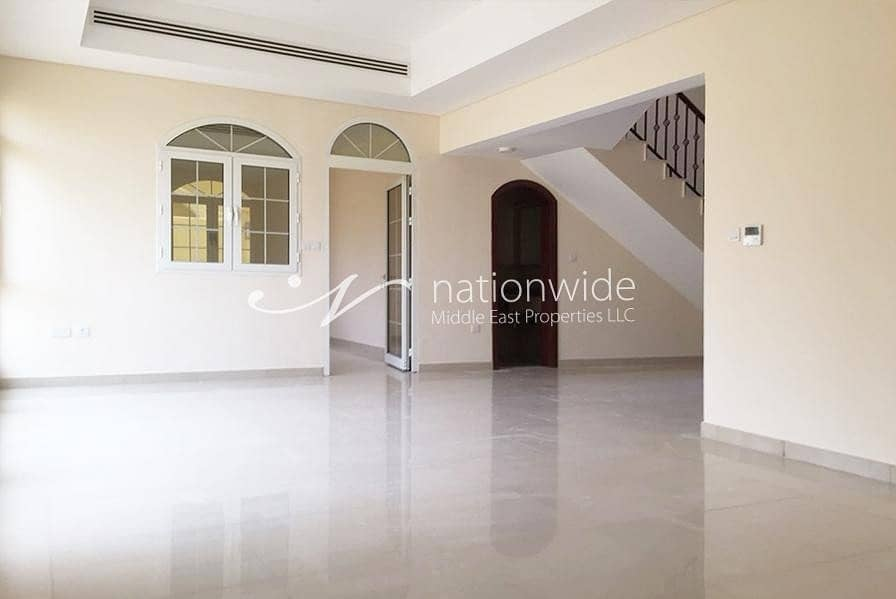 Spacious Home with Majlis Away from the City