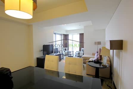 Largest 2br apartment at the address marina hotel