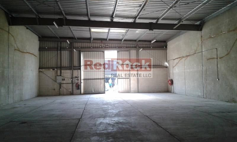 Well Maintained 3500 Sqft Warehouse in Umm Ramool