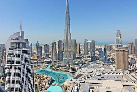 شقة 3 غرف نوم للايجار في وسط مدينة دبي، دبي - 3 BED+M /BURJ KHALIFA VIEW /SKY COLLECTION