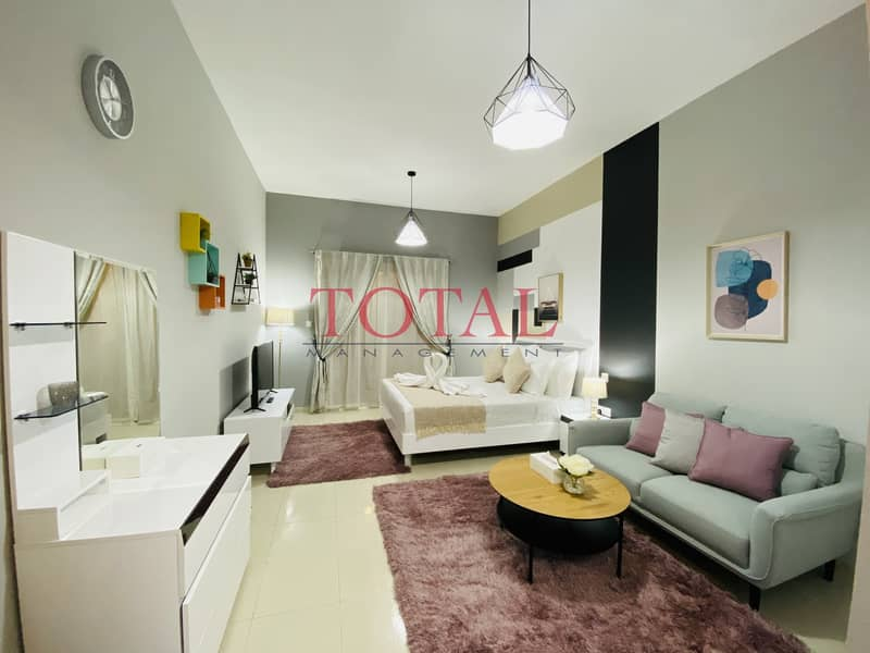 Beautiful Fully Furnished Studio | Direct from the Owner | Brand New